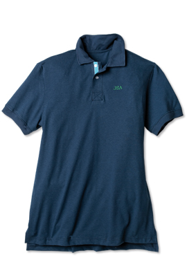Kellys Kids Dads Navy Polo