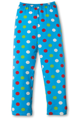 Kellys Kids Blue Dot Lounge Pants