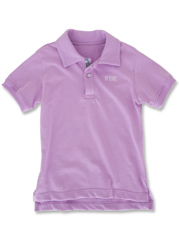 Kelly's Kids Boys Polo 10/12