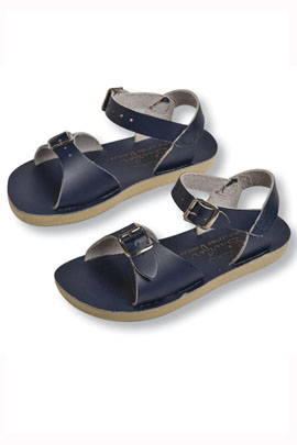 Kellys Kids Navy Sandals
