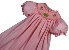 Rosalina Smocked Bishop Ice Cream Sundae Dress