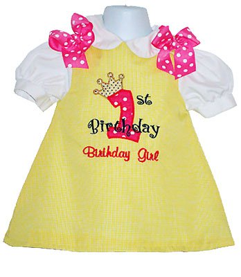 I'm The Birthday Girl Custom Applique Shirt/ Outfit