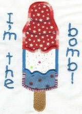 Custom 4th Of July I'm The Bomb Popsicle Shirt