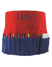 Crayon Keeper Toolbelt Apron
