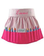 Crayon Keeper Apron