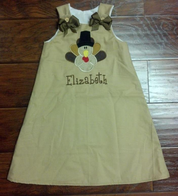 Custom Aline Turkey Dress