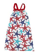 Kelly's Kids Crossback Bow Dress 6/7