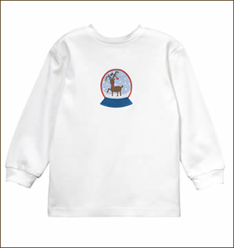 Orient Expressed - Boys Reindeer Tee