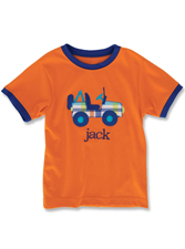 Kelly's Kids Jeep Tee