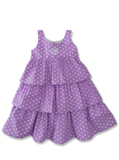Kelly's Kids Cupcake Party Dress