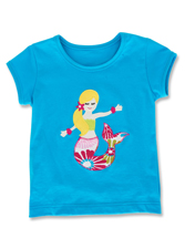 Kelly's Kids Mermaid Perfect Tee