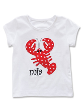 Kelly's Kids Lobster Perfect Tee