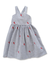 Kelly's Kids Vintage Crossback Dress 7