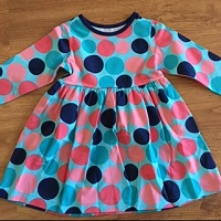 Kelly's Kids Bella Play Dress Dylan Dot