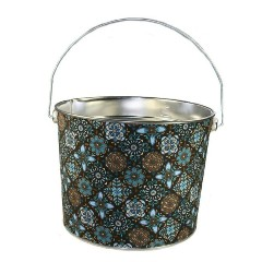 Mocha Azul Bucket