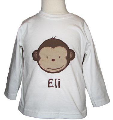Custom Mod Monkey Tee