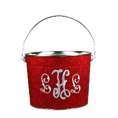 Red Berries Bucket