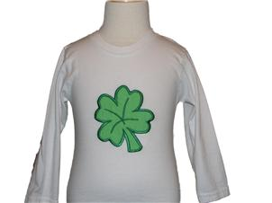 Custom Boutique St Patricks Day Tee