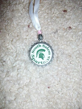 South Salem Elem. School Spirit Necklace